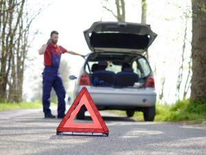 Techninė pagalba keliuose