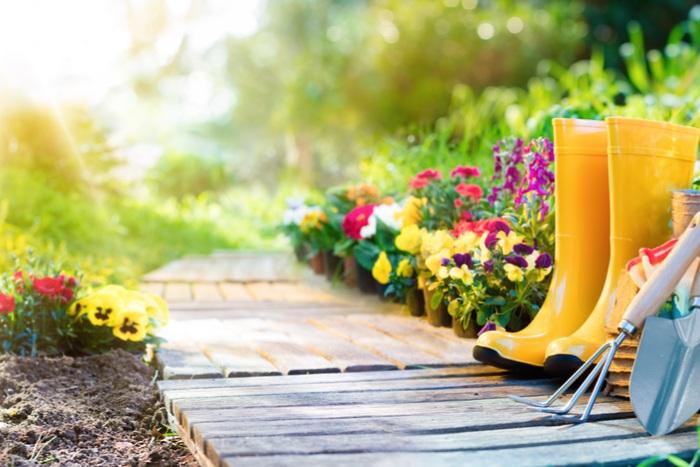 Populiariausi namų aplinkos tvarkymo darbai
