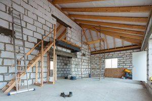 Namų statyba kaina