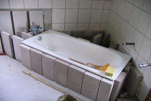 Vonios įrengimas vilniuje