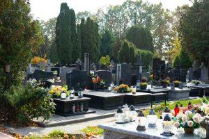Kaip papuošti kapus Vėlinėms