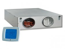 Rekuperatorius Vents VUT 600 PW EC su valdymo automatika