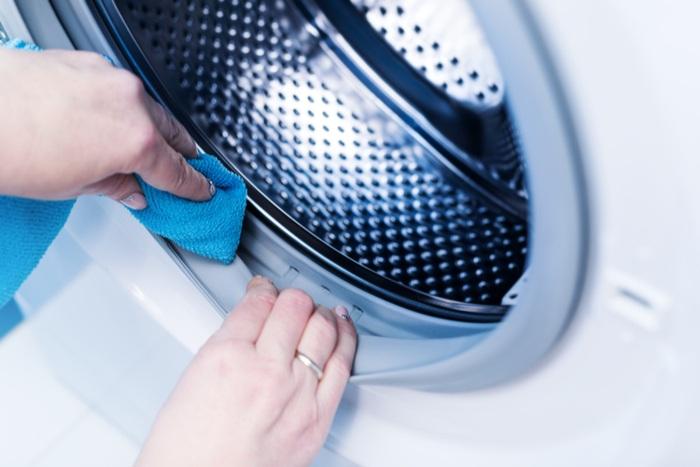 Kaip išvalyti skalbimo mašiną