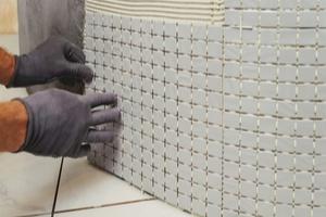 Mozaikos plytelių klijavimas Vilniuje