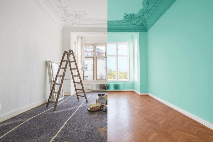 Kaip atnaujinti namus