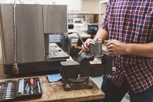 Kavos aparatų taisykla